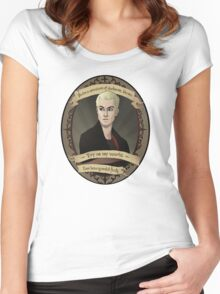 Spike - Buffy the Vampire Slayer/Angel Women's Fitted Scoop T-Shirt