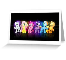 My Little Pony TOP Greeting Card