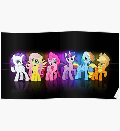 Pony TOP Poster