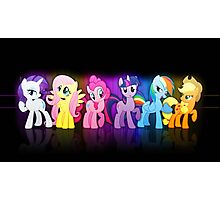 My Little Pony TOP Photographic Print