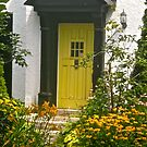 The Yellow Door by Shulie1