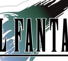 -FINAL FANTASY- Final Fantasy VII Sticker