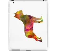 American Staffordshire Terrier in watercolor iPad Case/Skin