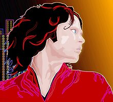 JIM MORRISON by FieryFinn77