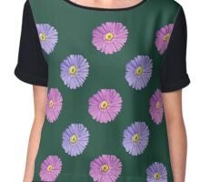 The Flower of Daisy 5 Chiffon Top