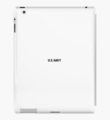 United States Navy, U.S. Navy, Small iPad Case/Skin