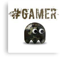 #gamer Metal Print