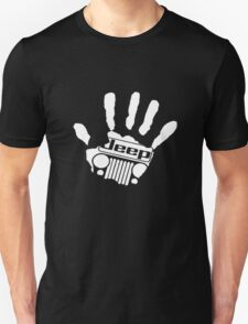 funny t-shirt, Jeep wave Unisex T-Shirt