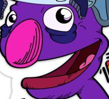 Super Groovy (Super Grover) Sticker