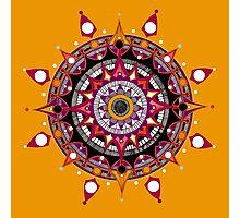 Mandala 018 Photographic Print