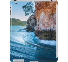 Horizontal Waterfalls iPad Case/Skin