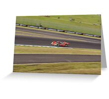 Mazda 767B WTAC Greeting Card