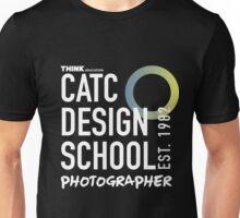 CATC - DESIGN SCHOOL PHOTOGRAPHY - WHITE Unisex T-Shirt