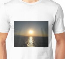 Sunrise, Myconos Island, Greece Unisex T-Shirt