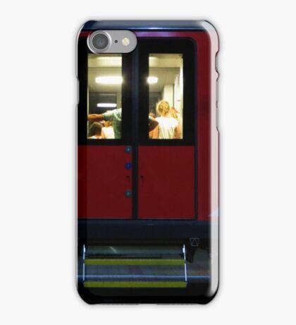 Last Train from Adler iPhone Case/Skin