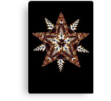 "MYSTICMATRIX ""Star Butterflies"" Canvas Print"