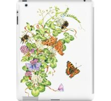 Butterflies and Bees iPad Case/Skin