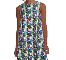 Mass cass A-Line Dress