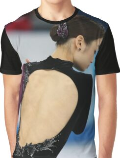 Yuna Kim-김연아 Graphic T-Shirt