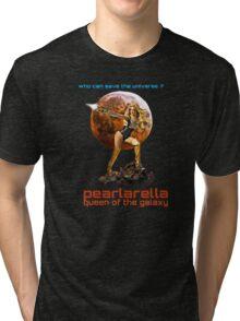 pearlarella, queen of the galaxy Tri-blend T-Shirt