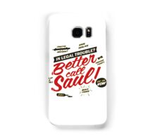better call saul, Saul goodman, Breaking bad Samsung Galaxy Case/Skin
