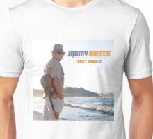 "JIMMY BUFFETT - TOUR 2016 "" I DON'T KNOW TOUR "" Unisex T-Shirt"