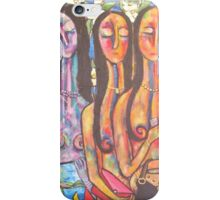 The Art Show iPhone Case/Skin