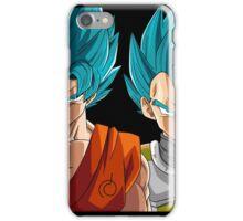 Goku and Vegeta SSB iPhone Case/Skin