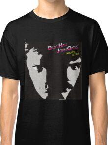 Daryl Hall & John Oates - Private Eyes Classic T-Shirt