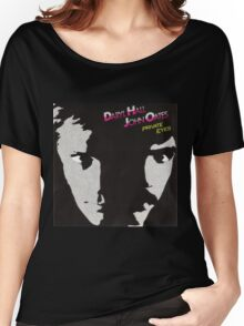 Daryl Hall & John Oates - Private Eyes Women's Relaxed Fit T-Shirt