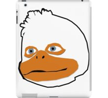 The Duck Himself iPad Case/Skin