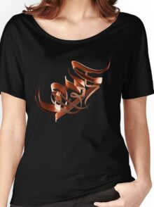 """""""Eclipse"""" (Arabic) Women's Relaxed Fit T-Shirt"""