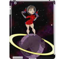Sci-Fi Chick iPad Case/Skin
