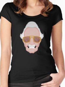 Stan the Man Women's Fitted Scoop T-Shirt