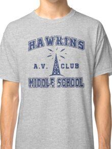 Hawkins Middle School Classic T-Shirt