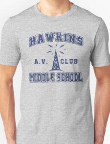 Hawkins Middle School Unisex T-Shirt