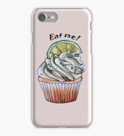 Eat me! iPhone Case/Skin