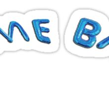 meme baby Sticker
