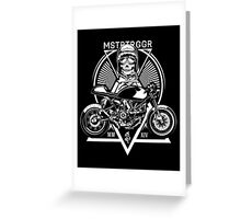 caferacer Greeting Card