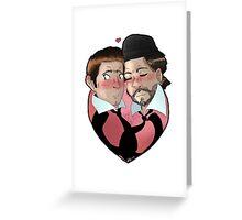 Harvey x Gorden Greeting Card