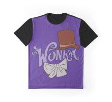 Willy Wonka - Gene Wilder Graphic T-Shirt
