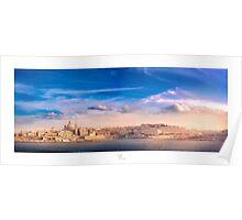 Valletta Panorama Poster