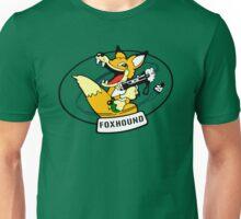 FOXHOUND METAL GEAR (2) Unisex T-Shirt