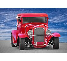 1930 Ford Model A Coupe Photographic Print