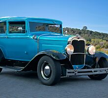 1930 Ford Victoria by DaveKoontz