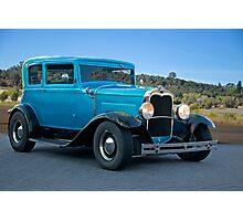 1930 Ford Victoria Photographic Print