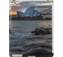 Sydney Opera House and Harbour Bridge iPad Case/Skin