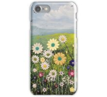 Across the Hills iPhone Case/Skin
