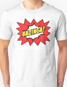 BAZINGA Unisex T-Shirt