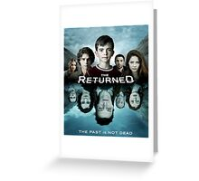 the returned Greeting Card